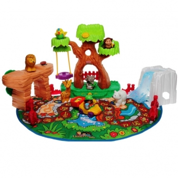 Fisher-Price Little People J0134 - ABC Zoo