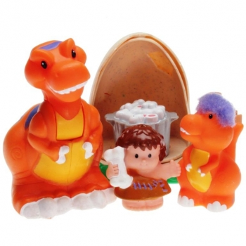 Fisher-Price Little People J4425 - Lil' Dino T-Rex