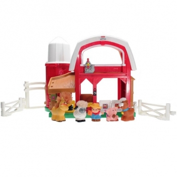 Fisher-Price Little People K0104 - Touch & Feel Farm