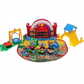 Fisher-Price Little People K2871 - Time-to-Learn Preschool