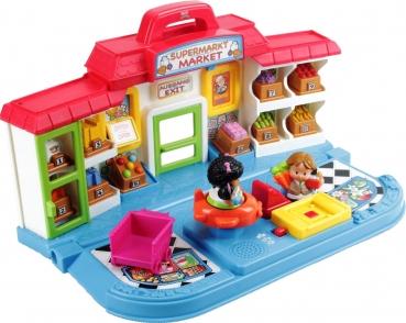 Fisher Little People Shop N Learn Market | eBay