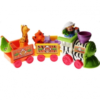 Fisher-Price Little People M0532 - Musical Zoo Train