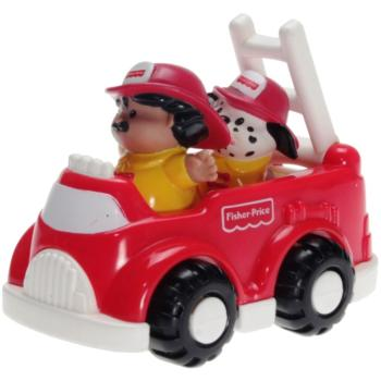 Fisher-Price Little People 72531 - Petmobile Fire Truck