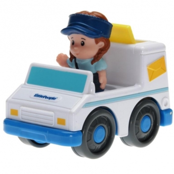 Fisher-Price Little People CDH50 - Mail Truck