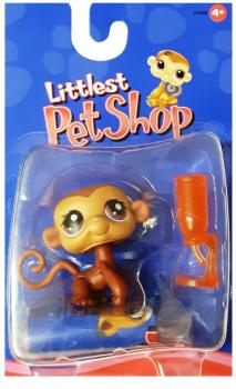 Littlest Pet Shop - Singles - 0056 Monkey