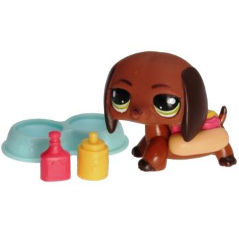 Littlest Pet Shop - Singles - 0992 Dachshund
