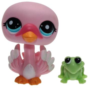 Littlest Pet Shop - Singles - 2075 Swan