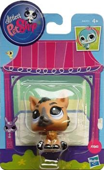 Littlest Pet Shop - Singles - 3562 German Shepherd