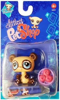 Littlest Pet Shop - Singles - 0574 Panda