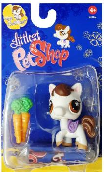 Littlest Pet Shop - Singles - 0578 Pony