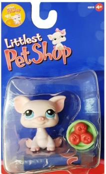 Littlest Pet Shop - Singles - 0087 Pig