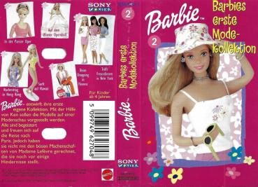 MC - Barbie 02 - Barbies erste Modekollektion