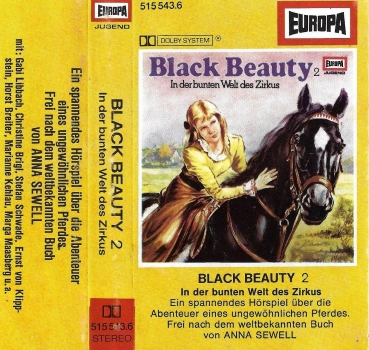 MC - Black Beauty 2 - In der bunten Welt des Zirkus
