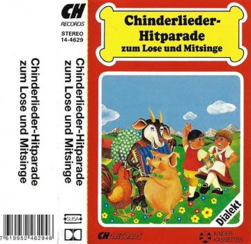 MC - Chinderlieder-Hitparade