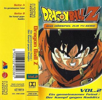 MC - Dragon Ball Z Vol. 02