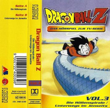 MC - Dragon Ball Z Vol. 03