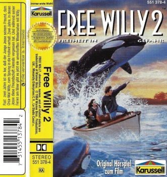 MC - Free Willy 2 - Freiheit in Gefahr