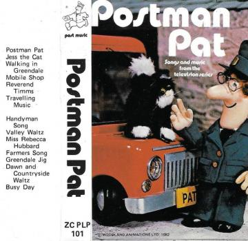 MC - Postman Pat - Songs and music from the television series