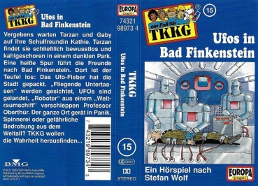 MC - TKKG 015 - Ufos in Bad Finkenstein
