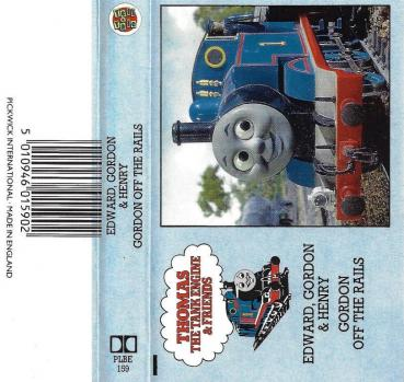 MC - Thomas The Tank Engine & Friends - Edward, Gordon & Henry - Gordon off the Rails