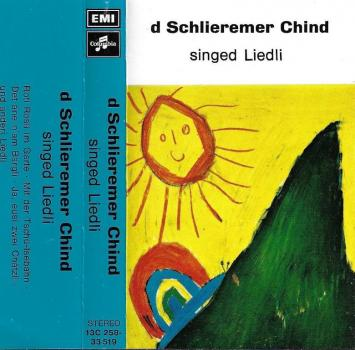 MC - d Schlieremer Chind  - singed Liedli