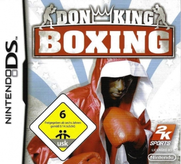 Nintendo DS - Don King Boxing