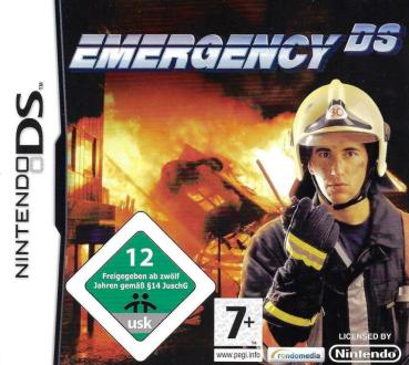 Nintendo DS - Emergency DS