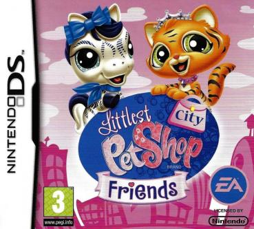 Nintendo DS - Littlest Pet Shop - City
