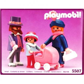 Playmobil - 5507 Victorian Family