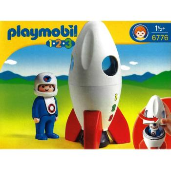 Playmobil - 6776 Moon Rocket
