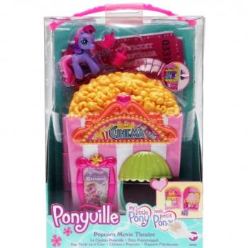 Hasbro 63630 - My Little Pony - Ponyville Popcorn Movie Theater