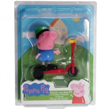 Peppa Pig - George's New Scooter