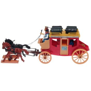 Plasty - Billy Western Express Carriage