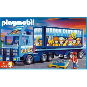 Playmobil - 4068 Happy Birthday Truck