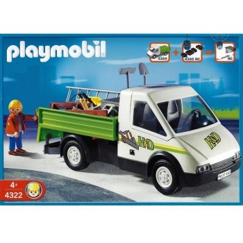 Playmobil - 4322 Pick-Up Truck