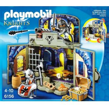 Playmobil - 6156 My Secret Knights' Treasure Room