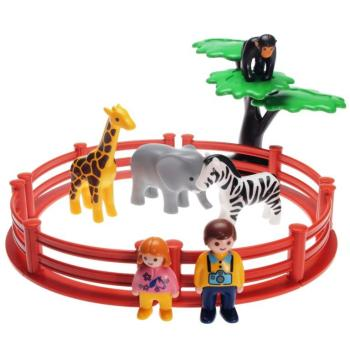 Playmobil - 6742 Tierparkspass