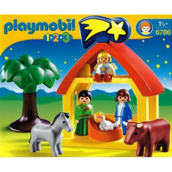 Playmobil - 6786 Christmas Manger