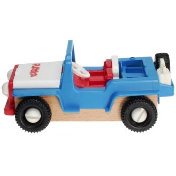 Playskool - 1974 Take-apart Jeep 487