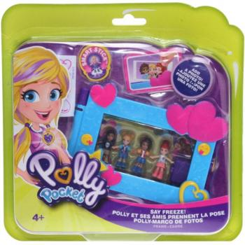 Polly Pocket 2018 - (FRY96) Say Freeze! Frame