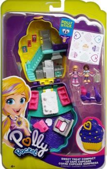Polly Pocket 2018 - (FRY36) Sweet Treat Compact