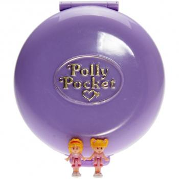 Polly Pocket Mini - 1989 - Polly's Studio Flat Bluebird Toys 900541