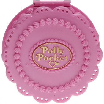 Polly Pocket Mini - 1994 - Birthday Surprise Mattel Toys 14519