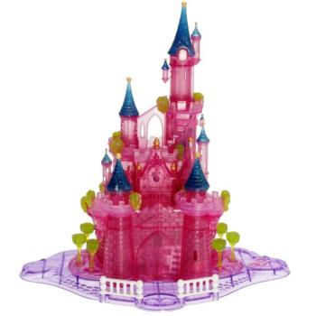 Polly Pocket Mini - 1995 - Disney - Cinderella Wedding Palace