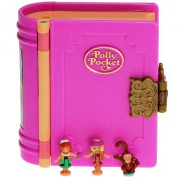 Polly Pocket Mini - 1995 - Tropical Paradise