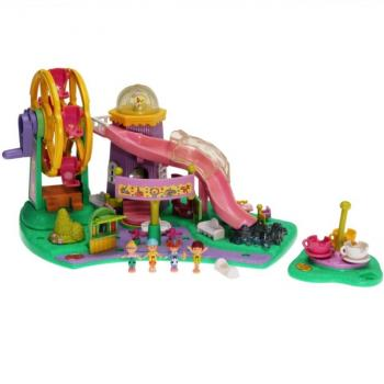 Polly Pocket Mini - 1996 - Fun Fair - Rides n Surprises - Mattel 17924