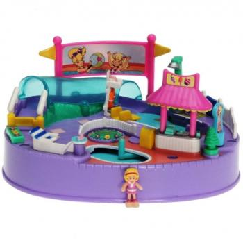 Polly Pocket Mini - 1997 - Pool Party - Mattel 18677
