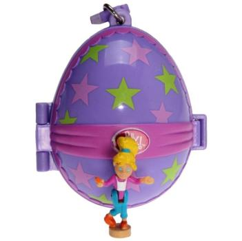 Polly Pocket Mini - 2001 -  Egg Painting Mattel 54284