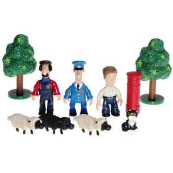 Postman Pat - Figure and Accessory Pack
