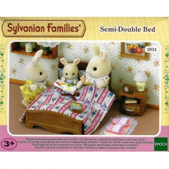 Sylvanian Families 2934 - Semi-Double Bed